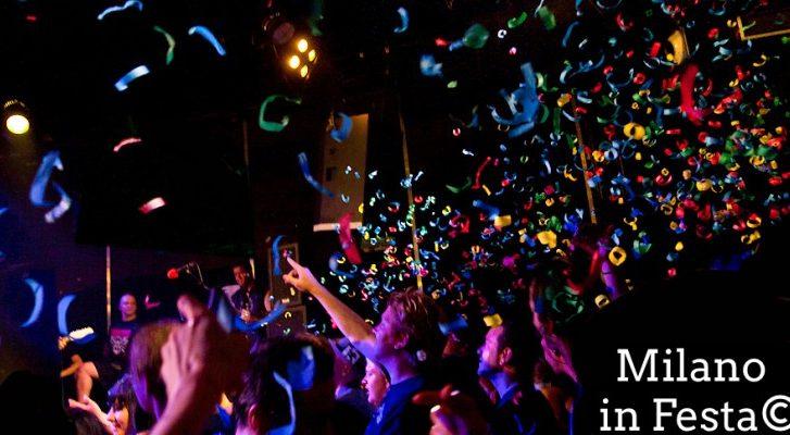 Best Disco party in Milan