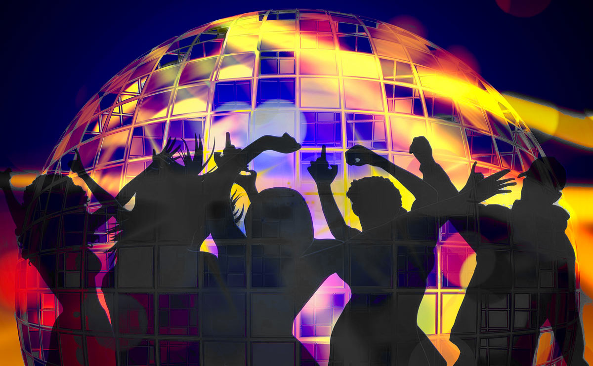 Home party organization disco clubs in milan milano in for Milan nightlife